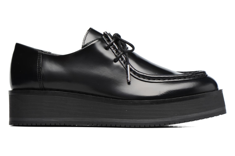 Chaussures à lacets Bronx Vino I Noir vue derrière