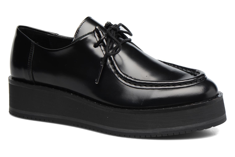 Grandes descuentos últimos zapatos Bronx Vino I (Negro) - Zapatos con cordones Descuento