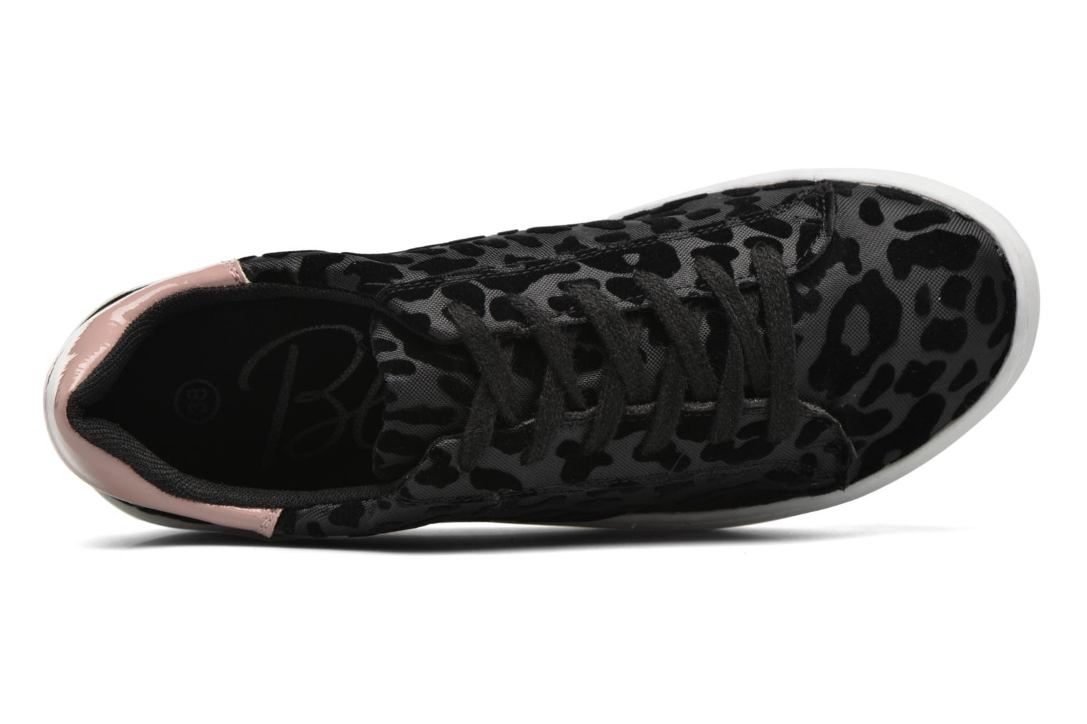 Trainers Blink Bblanel Black view from the left