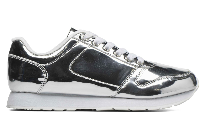 Sneaker Blink Brebeckal silber ansicht von hinten