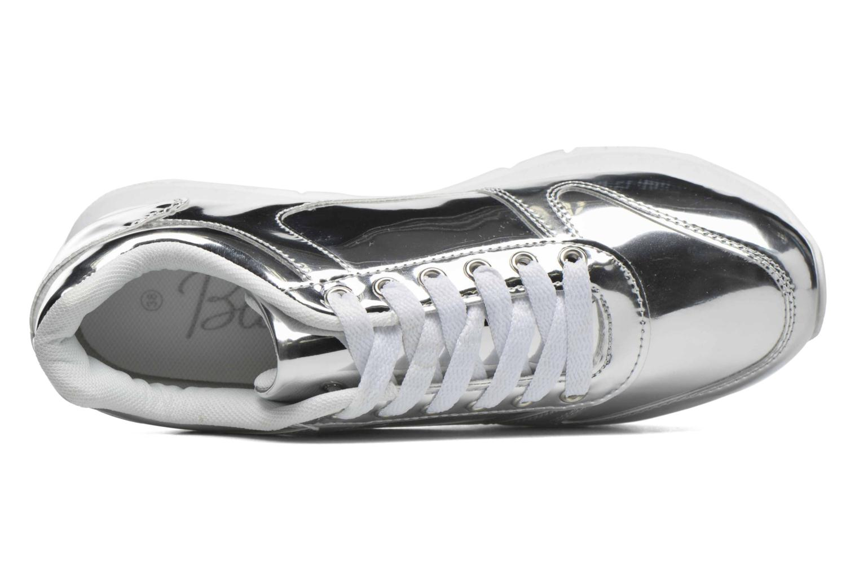 Sneaker Blink Brebeckal silber ansicht von links