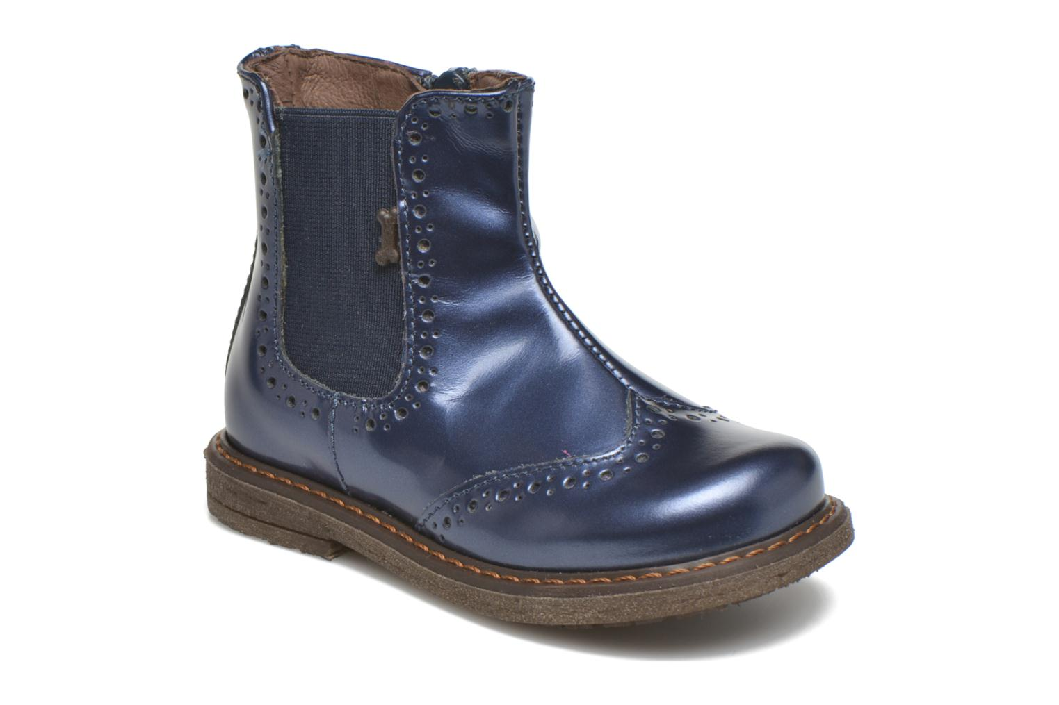 Ankle boots Stones and Bones Ople Blue detailed view/ Pair view