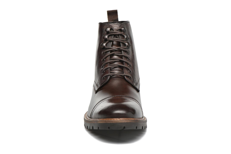 Stiefeletten & Boots Base London Siege braun schuhe getragen