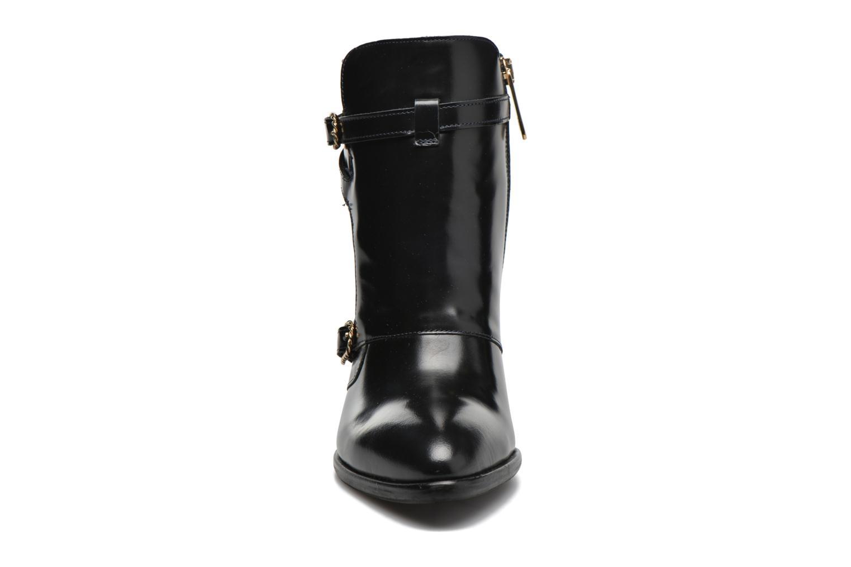 Bottines et boots Tommy Hilfiger GIGI NAUTICAL BOOTIE Bleu vue portées chaussures
