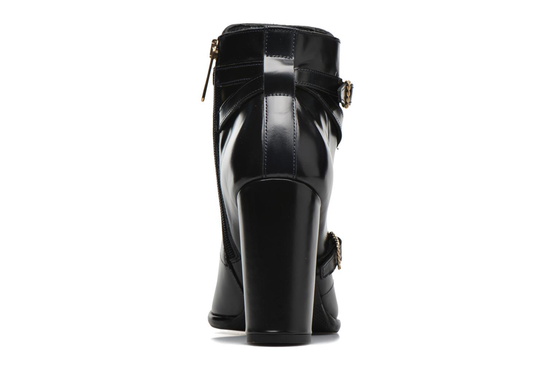 Bottines et boots Tommy Hilfiger GIGI NAUTICAL BOOTIE Bleu vue droite