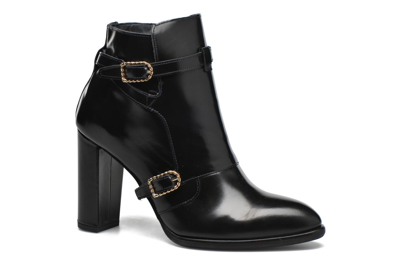 Bottines et boots Tommy Hilfiger GIGI NAUTICAL BOOTIE Bleu vue détail/paire
