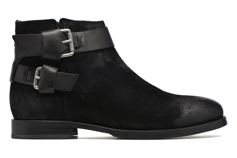 Stiefeletten & Boots Tommy Hilfiger GENNY 10C schwarz ansicht von hinten