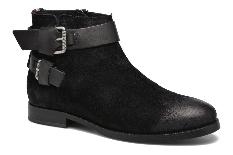 Stiefeletten & Boots Tommy Hilfiger GENNY 10C schwarz detaillierte ansicht/modell