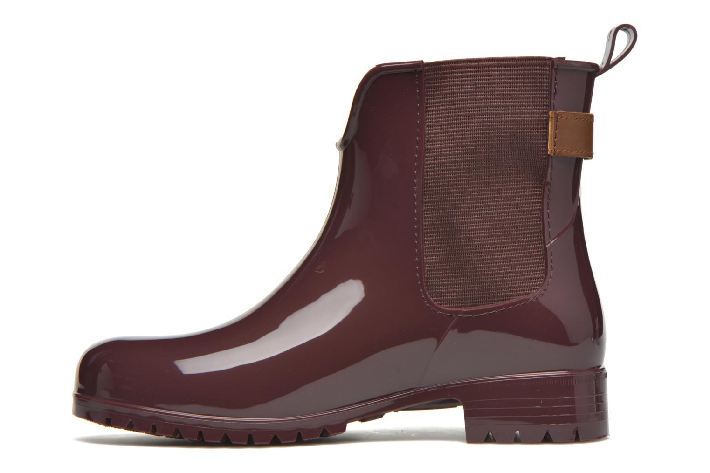 Bottines et boots Tommy Hilfiger OXLEY 7R Bordeaux vue face