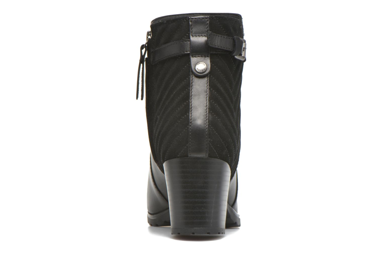 Stiefeletten & Boots Geox D LISE ABX A D64D1A schwarz ansicht von rechts