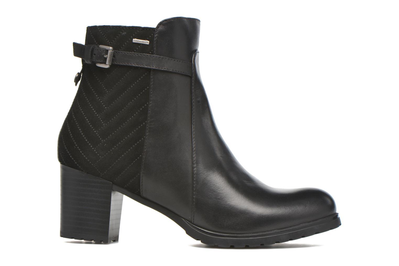 Stiefeletten & Boots Geox D LISE ABX A D64D1A schwarz ansicht von hinten