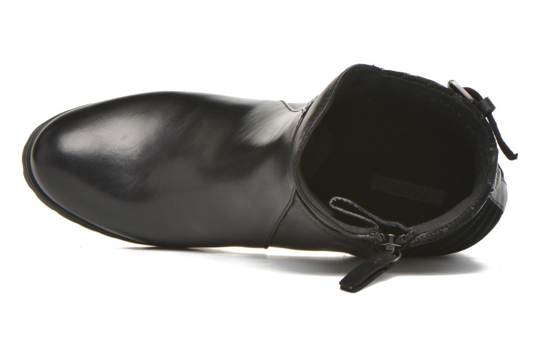 Stiefeletten & Boots Geox D LISE ABX A D64D1A schwarz ansicht von links