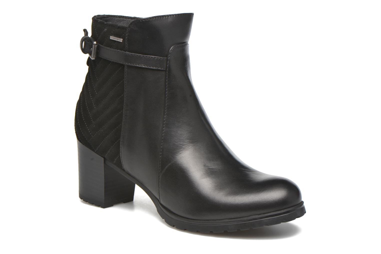 Stiefeletten & Boots Geox D LISE ABX A D64D1A schwarz detaillierte ansicht/modell