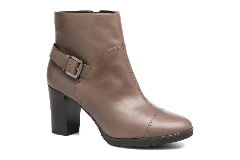 Grandes descuentos últimos zapatos Geox D RAPHAL MID A D643WA (Beige) - Botines  Descuento
