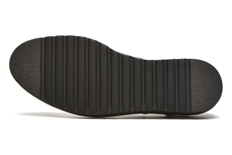 Chaussures à lacets Anaki Marguerite Noir vue haut