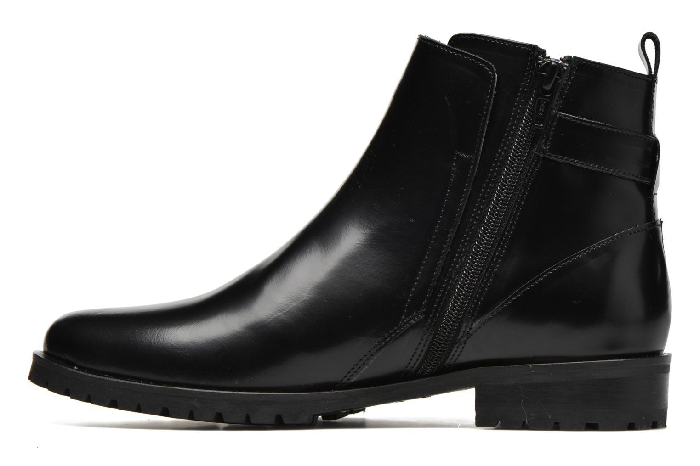 Bottines et boots Anaki Clarice Noir vue face