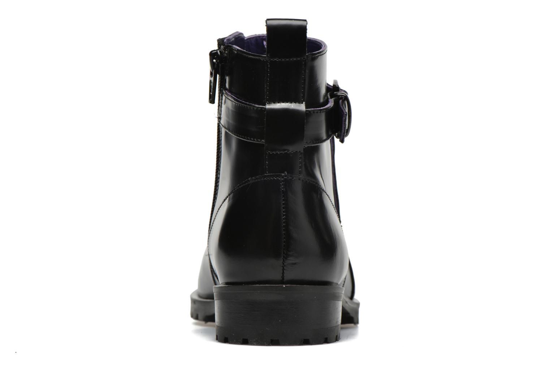 Bottines et boots Anaki Clarice Noir vue droite