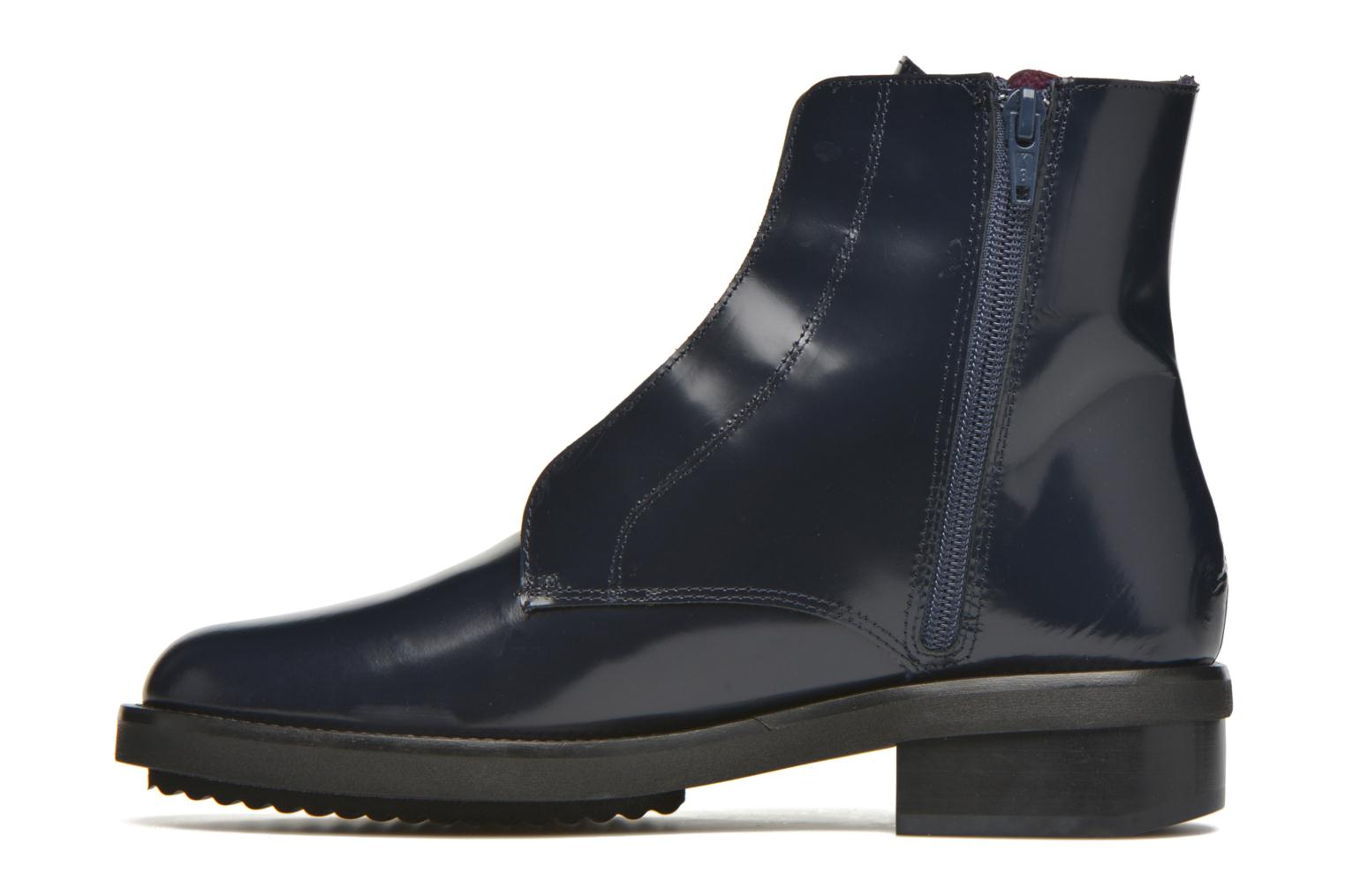 Ankle boots Anaki Jo Blue front view
