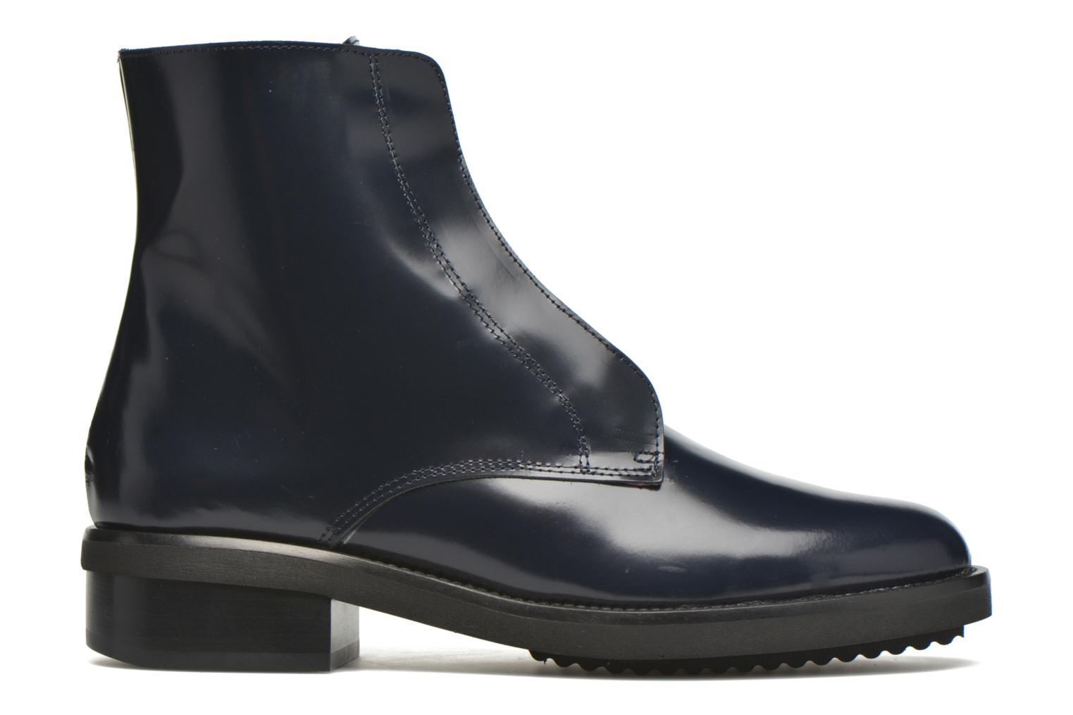 Ankle boots Anaki Jo Blue back view