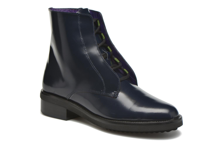 Stiefeletten & Boots Anaki Jo blau detaillierte ansicht/modell