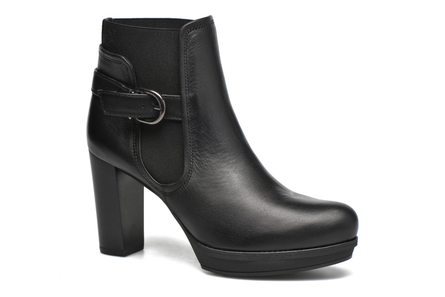 Ankle boots Unisa Machu Black detailed view/ Pair view