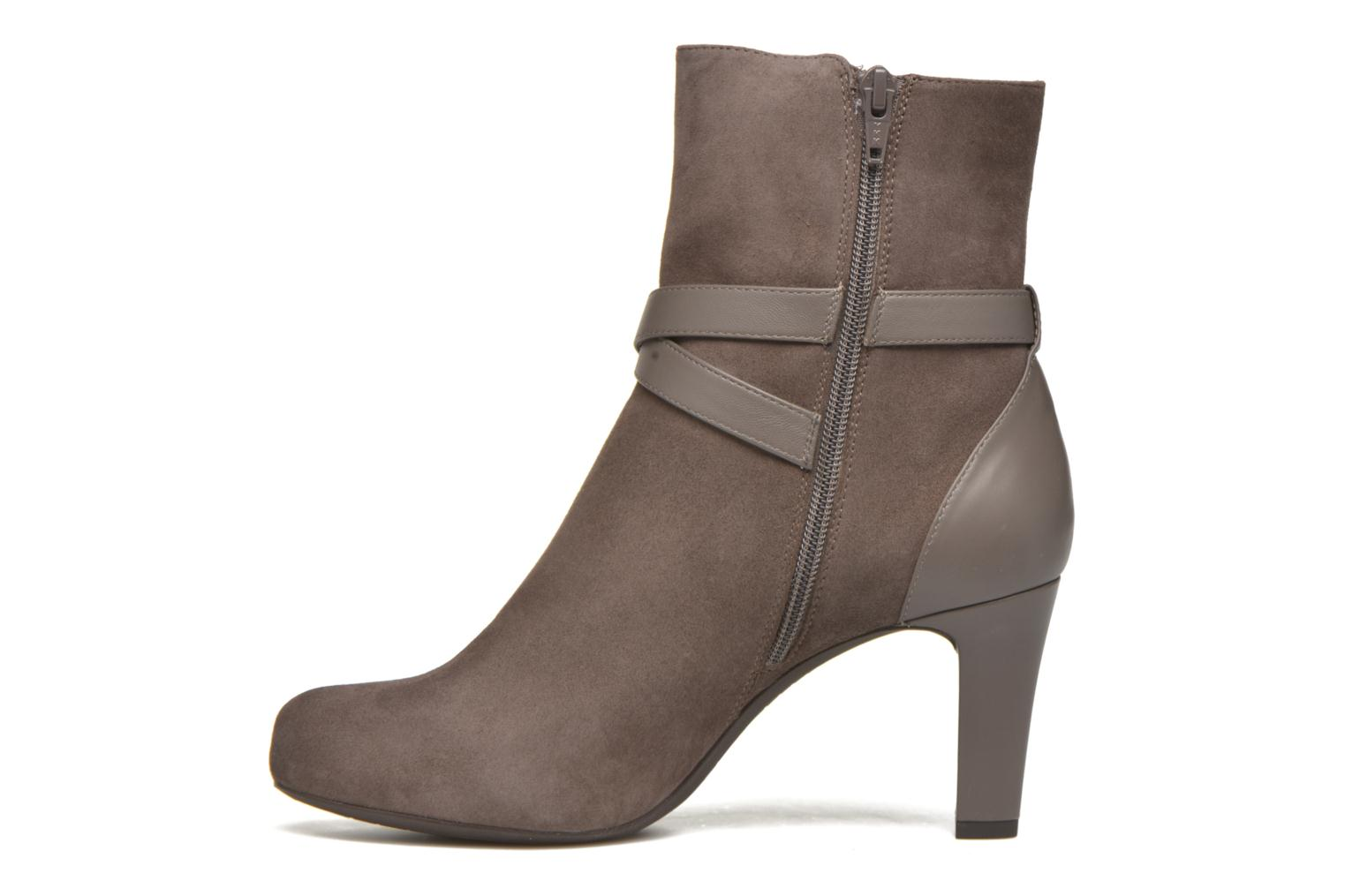 Ankle boots Unisa Neil Grey front view