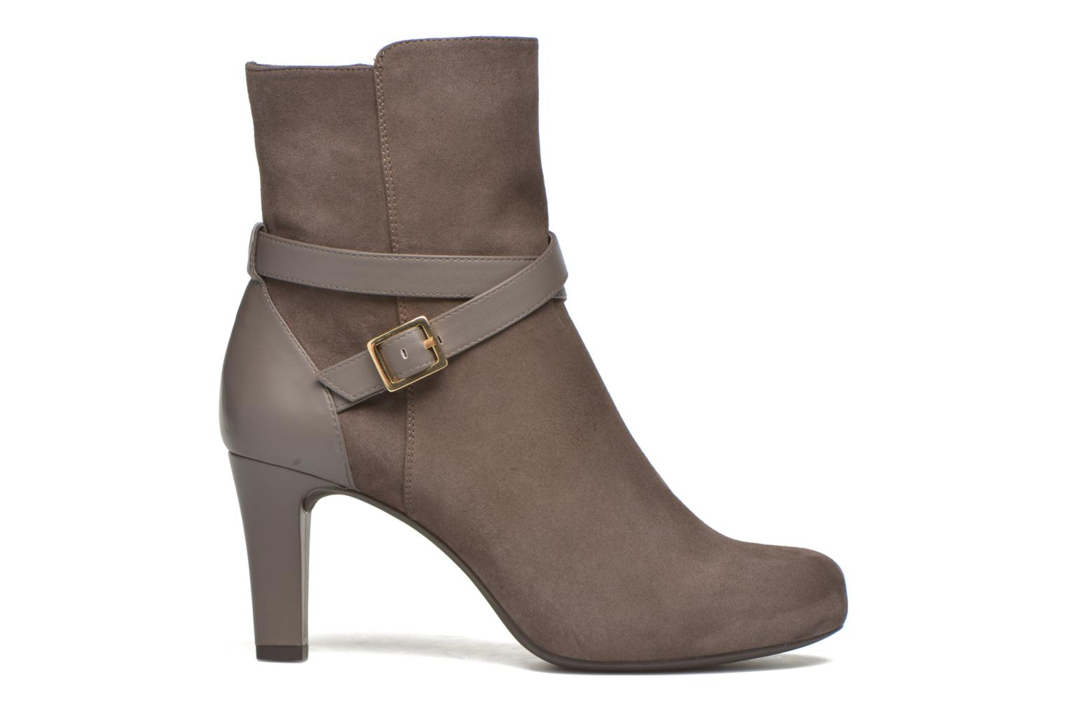 Ankle boots Unisa Neil Grey back view