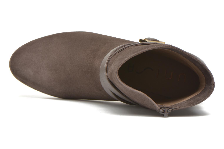 Stiefeletten & Boots Unisa Neil grau ansicht von links