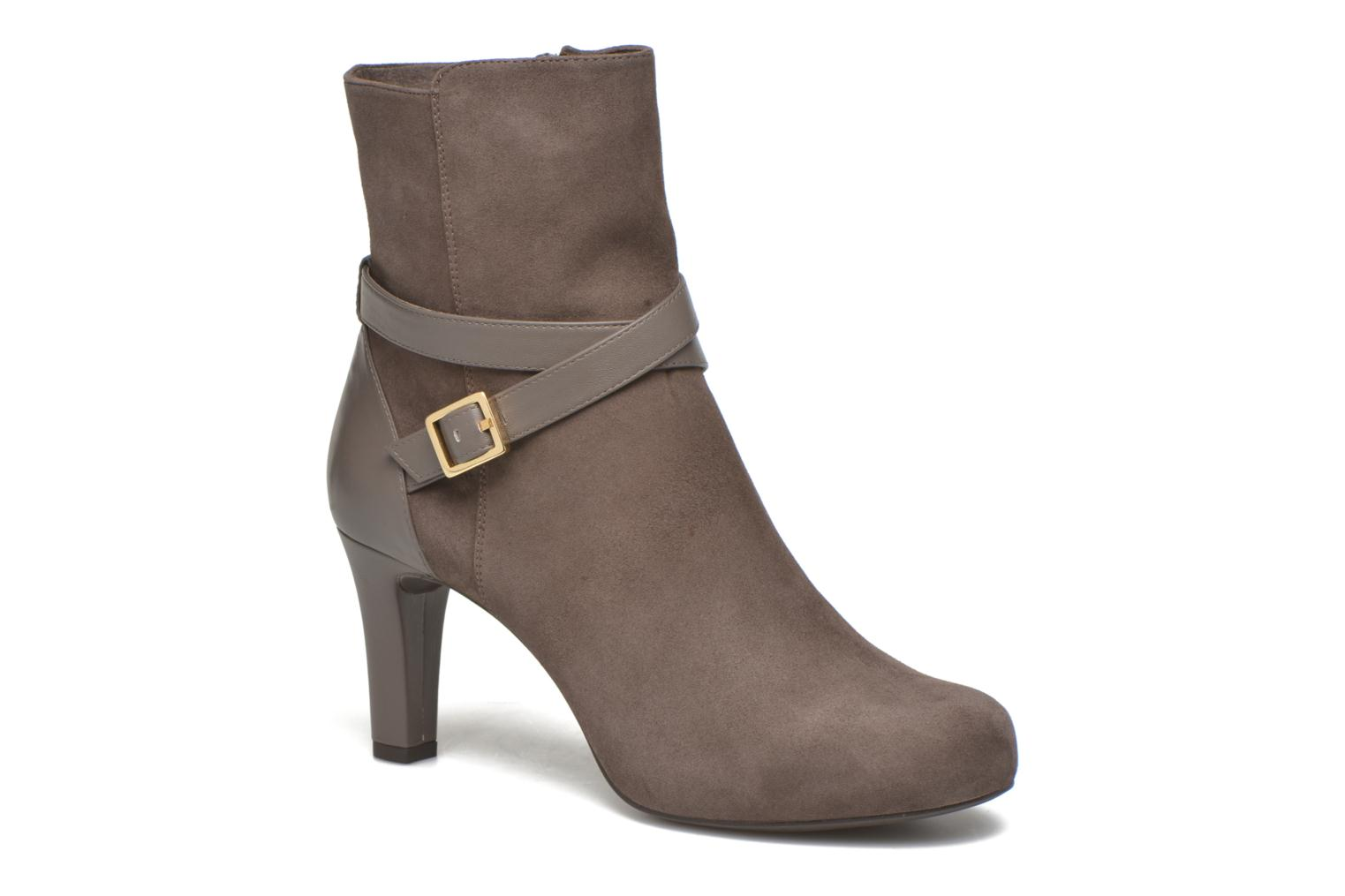 Ankle boots Unisa Neil Grey detailed view/ Pair view