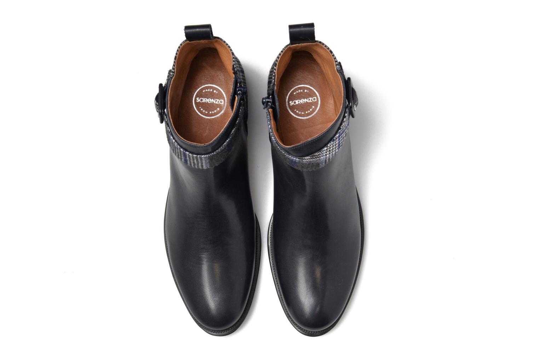 Stiefeletten & Boots Made by SARENZA West Mister #11 blau schuhe getragen