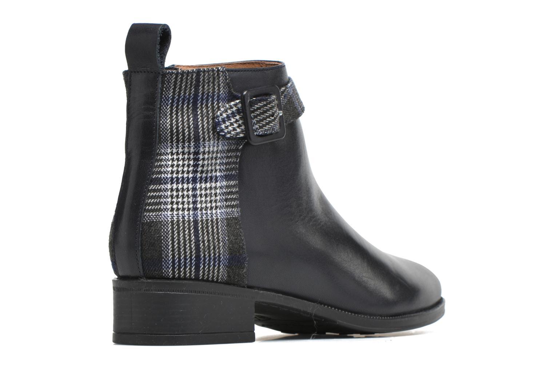Stiefeletten & Boots Made by SARENZA West Mister #11 blau ansicht von vorne