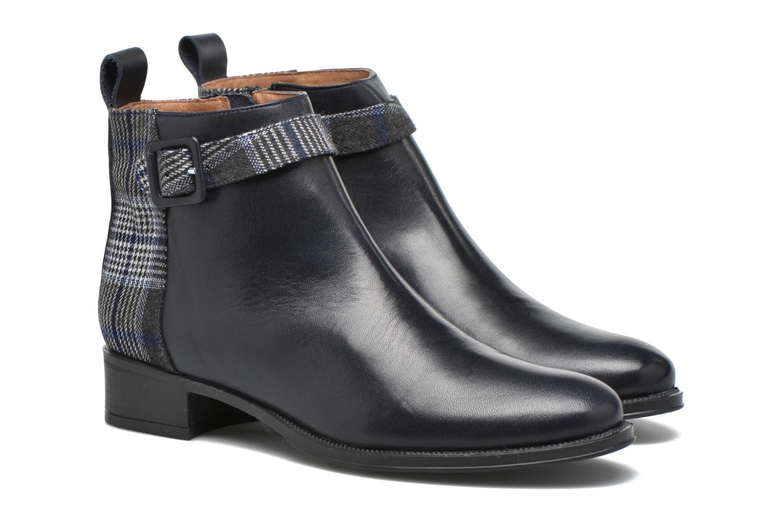 Stiefeletten & Boots Made by SARENZA West Mister #11 blau ansicht von hinten