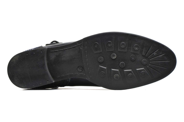 Stiefeletten & Boots Made by SARENZA West Mister #11 blau ansicht von oben