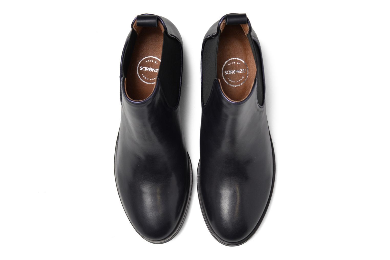 Stiefeletten & Boots Made by SARENZA See Ya Topanga #2 blau schuhe getragen