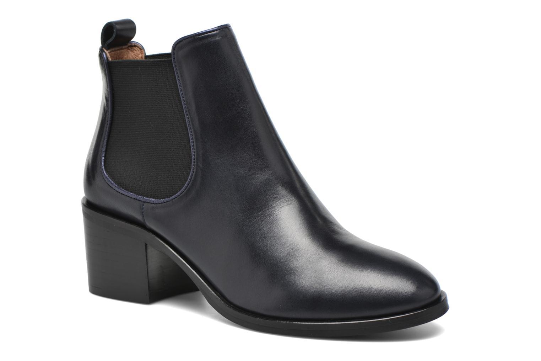 Bottines et boots Made by SARENZA See Ya Topanga #2 Bleu vue droite