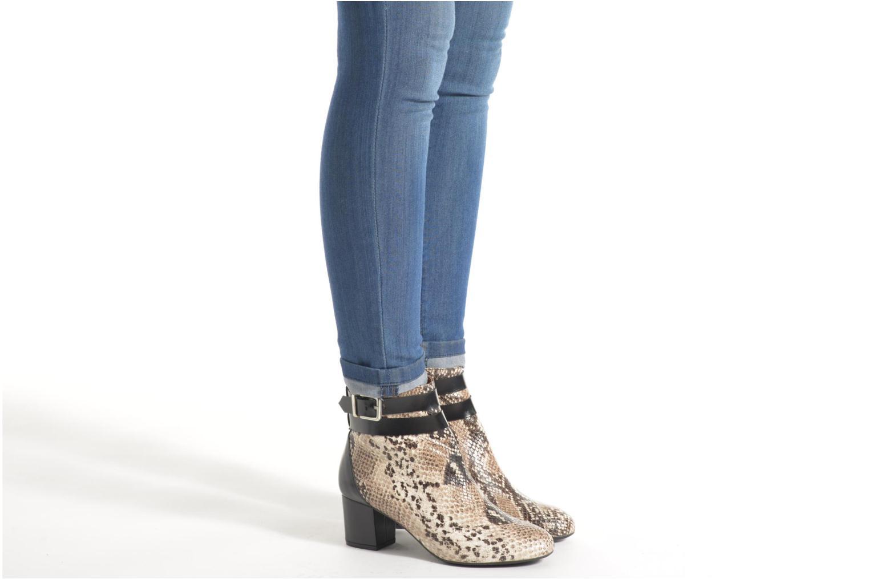 Bottines et boots Made by SARENZA See Ya Topanga #11 Multicolore vue bas / vue portée sac