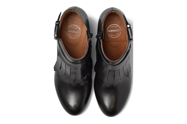 Stiefeletten & Boots Made by SARENZA Queens Cross #3 schwarz schuhe getragen