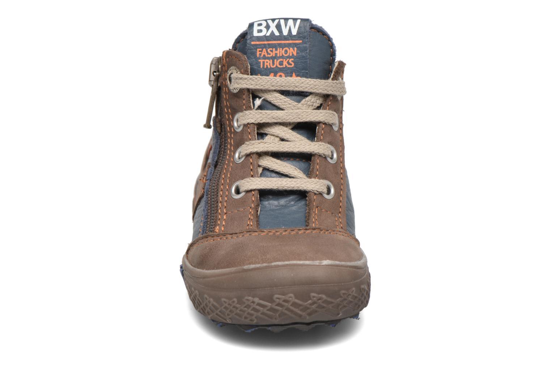 Stiefeletten & Boots Bopy Benur braun schuhe getragen