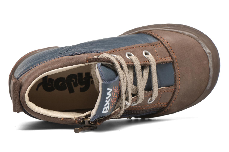 Stiefeletten & Boots Bopy Benur braun ansicht von links