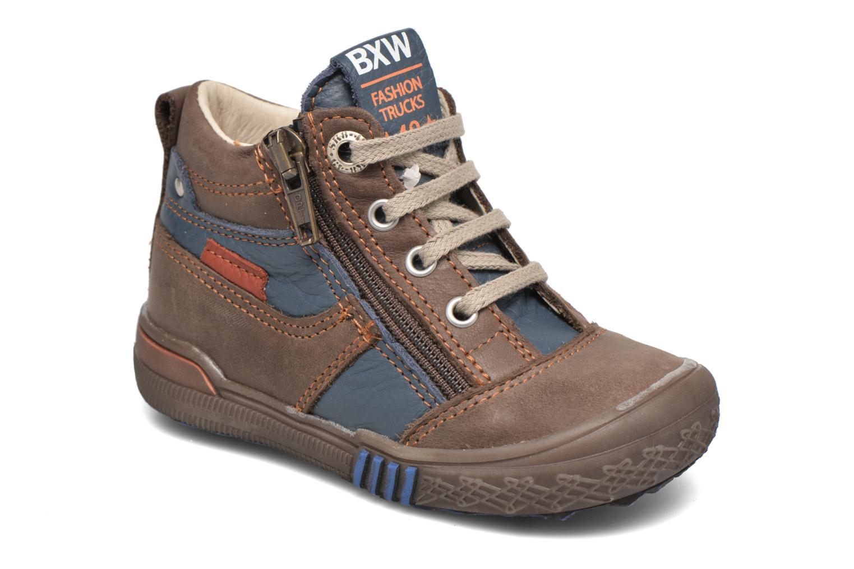 Stiefeletten & Boots Bopy Benur braun detaillierte ansicht/modell