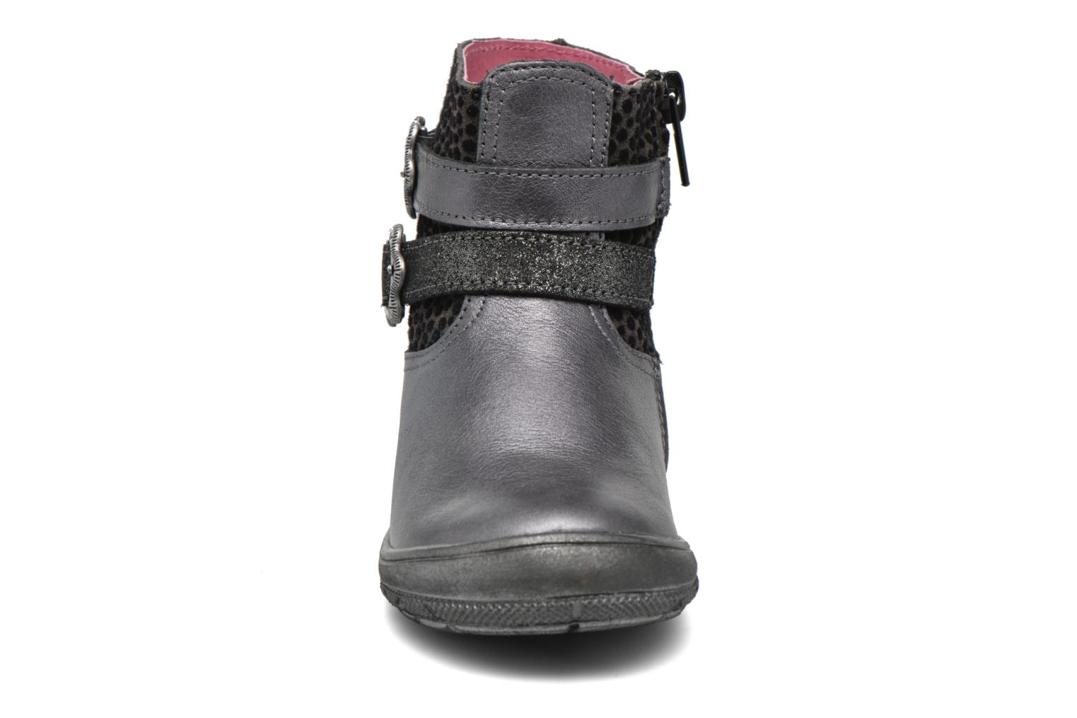 Ankle boots Bopy Bolivie Grey model view