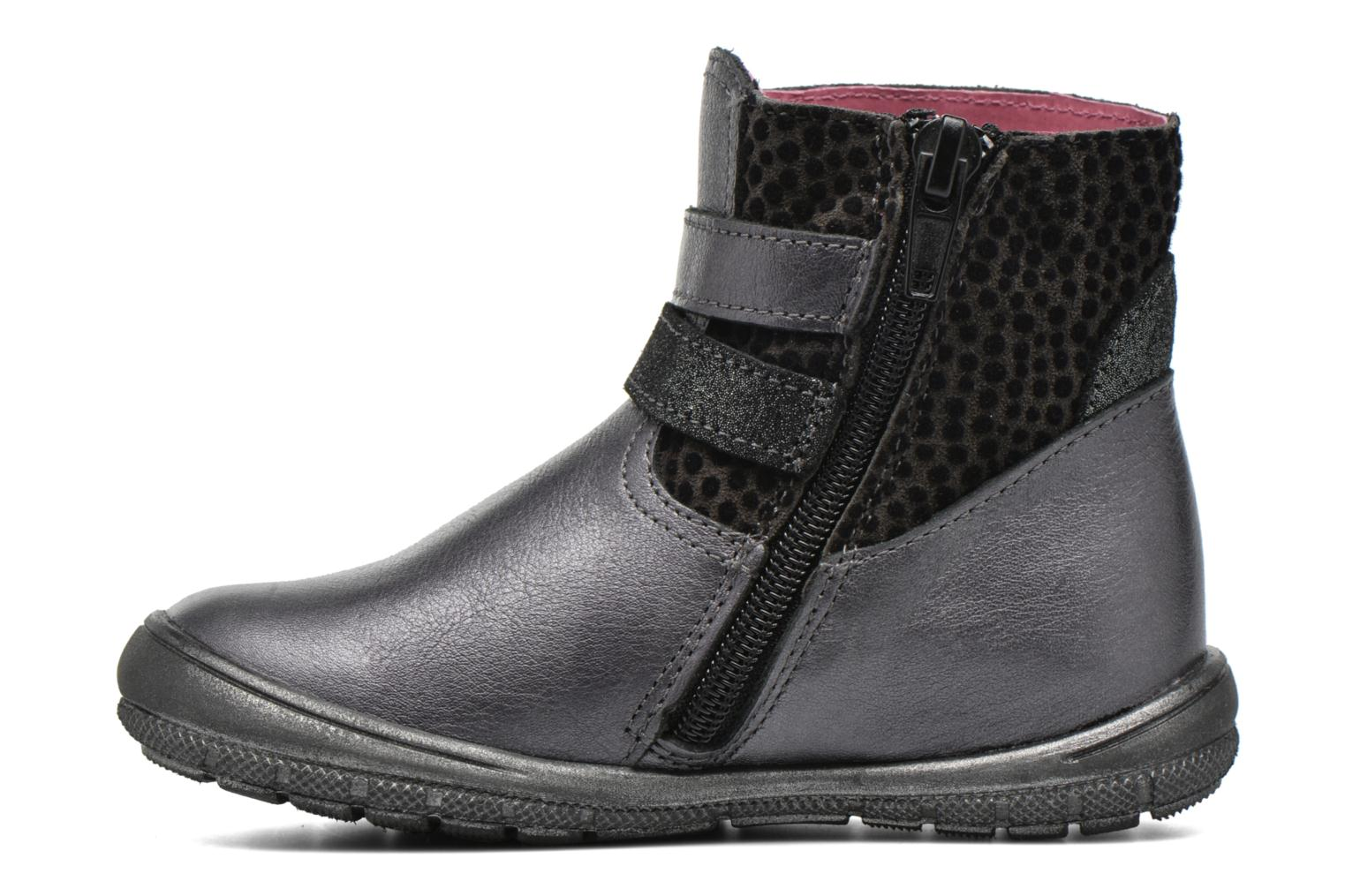 Ankle boots Bopy Bolivie Grey front view