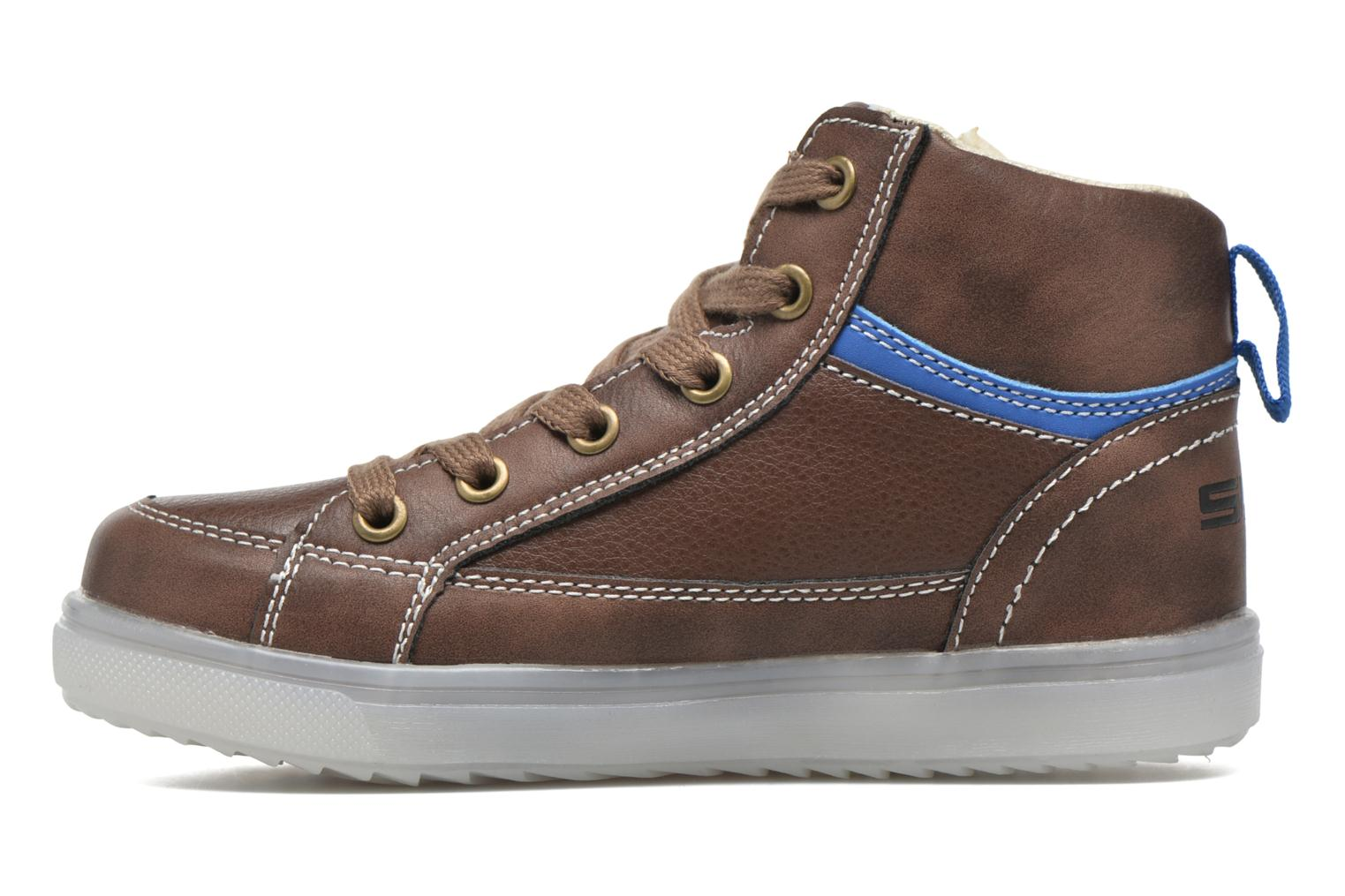 Trainers Bopy Netallo Brown front view