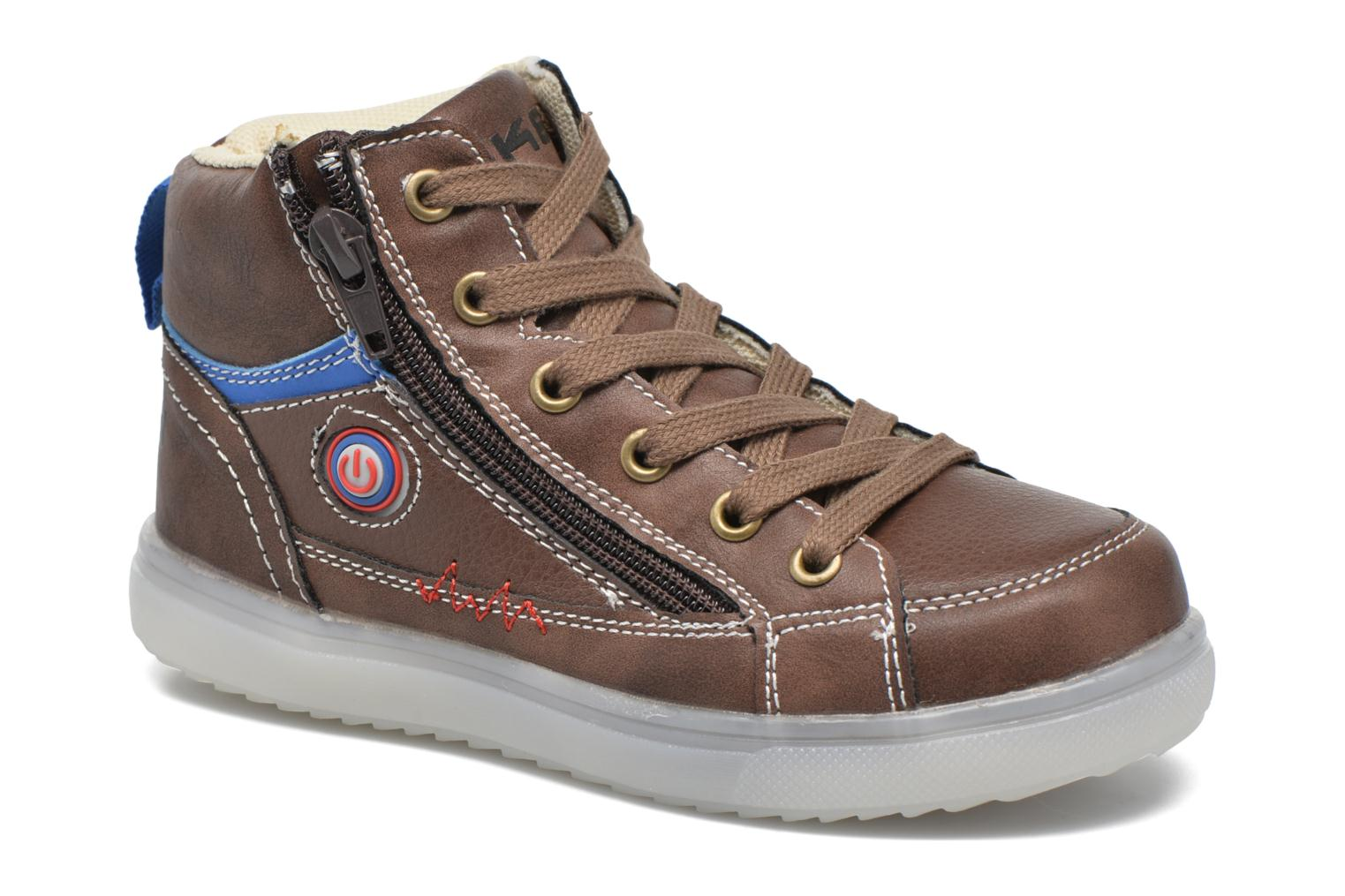 Trainers Bopy Netallo Brown detailed view/ Pair view