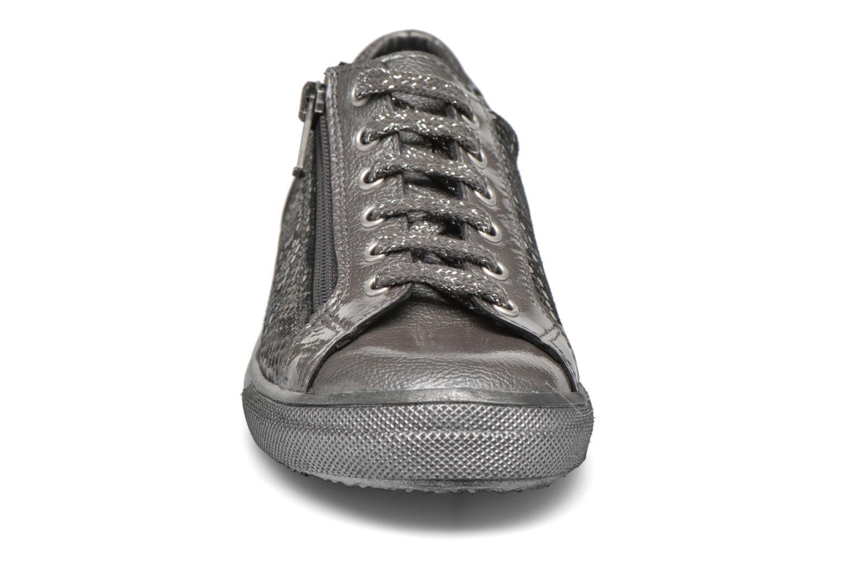 Baskets Bopy Salesa Gris vue portées chaussures