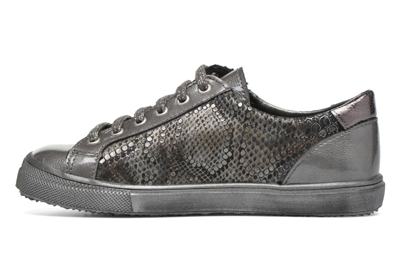 Sneaker Bopy Salesa grau ansicht von vorne
