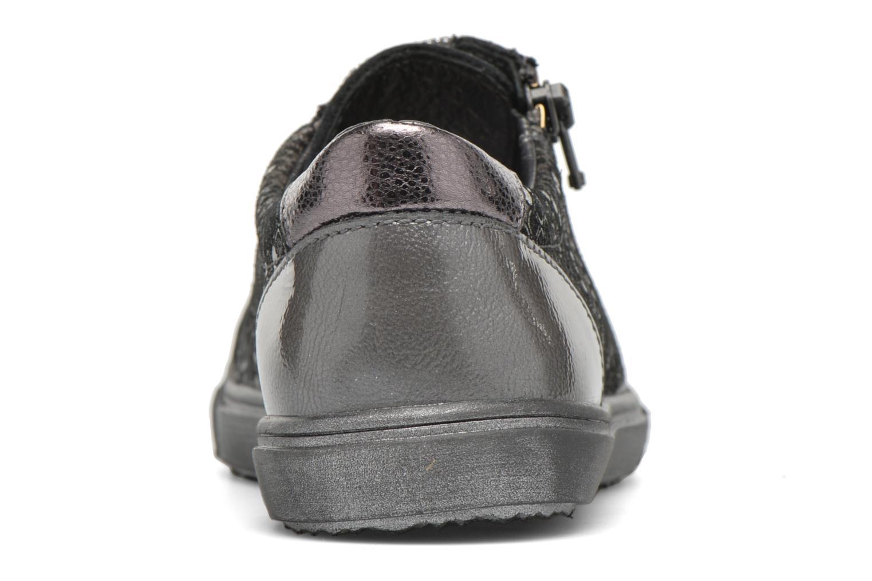 Sneaker Bopy Salesa grau ansicht von rechts