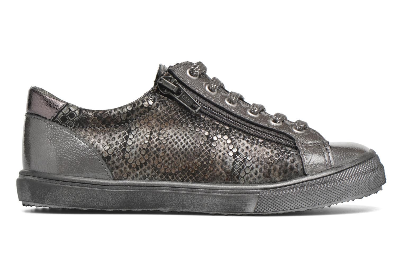 Sneaker Bopy Salesa grau ansicht von hinten