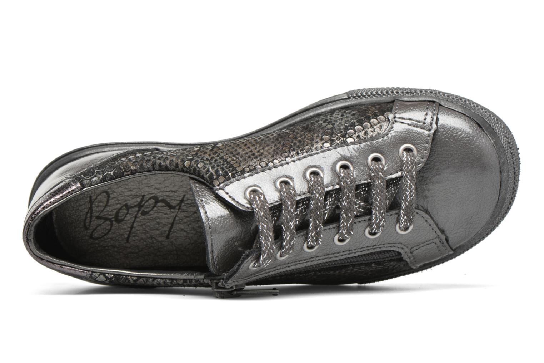 Sneaker Bopy Salesa grau ansicht von links