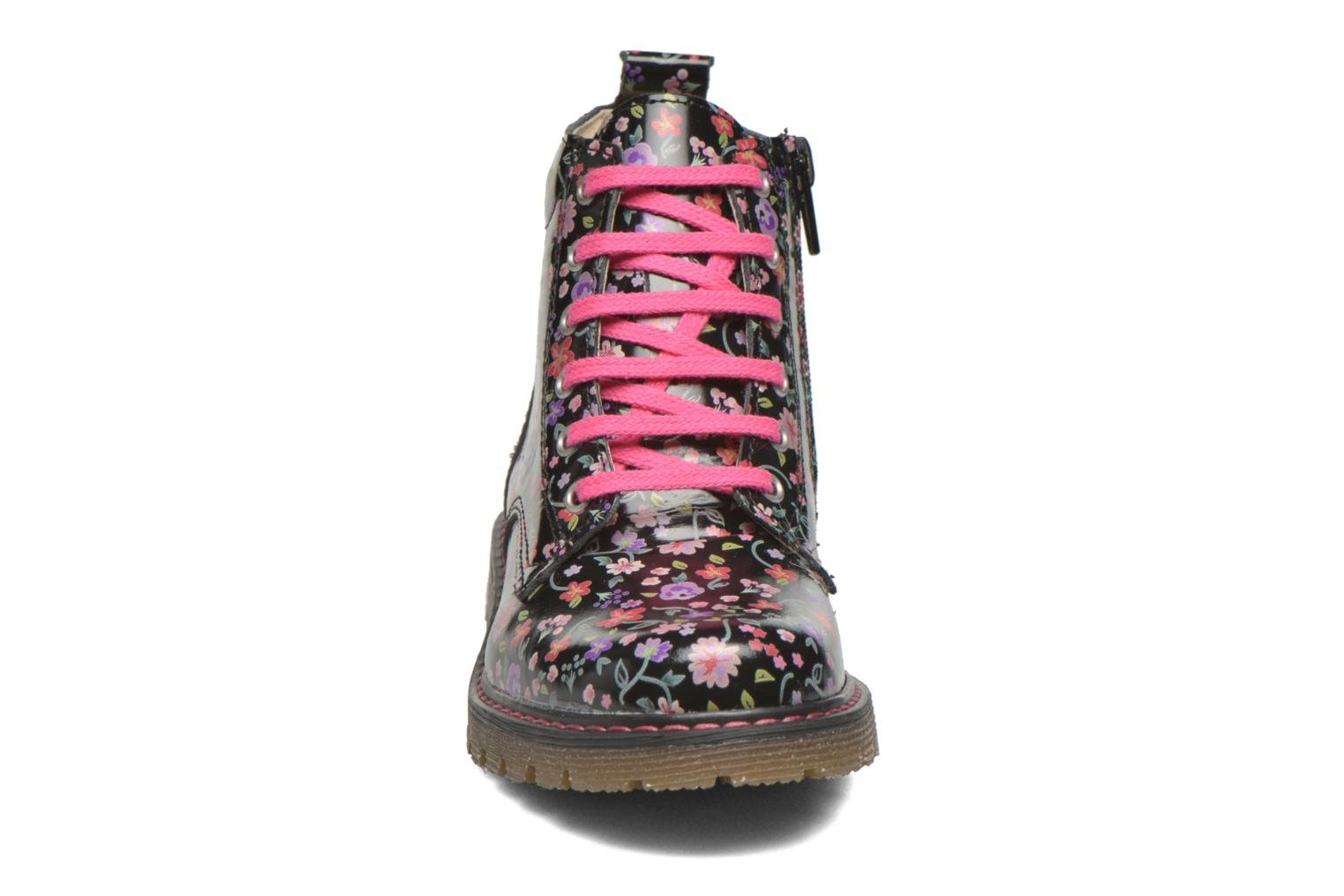 Ankle boots Bopy Saviere Multicolor model view